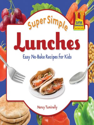 cover image of Super Simple Lunches